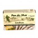 Sardinas en aceite bio