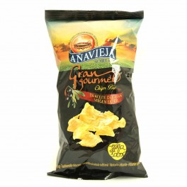 Patatas fritas bio